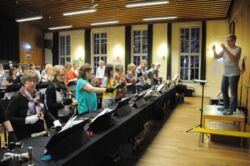 Handbell-Workshop in Karlsruhe, Germany, September 2017