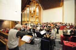 Photo gallery handbell festival in Emden, Germany, November 2011