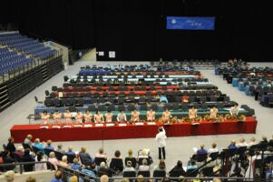15th international Handbell Symposium, Liverpool, 2012