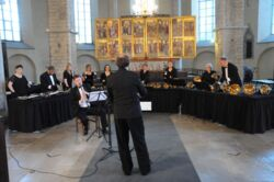 Photo gallery 2nd Estonian handbell festival in Tallinn, June 2011